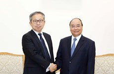 Prime Minister receives new Japanese Ambassador