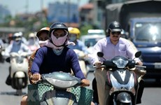 Vietnam's northern region faces longest heatwave for 27 years