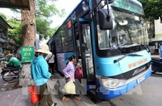 Hanoi plans to open 30 new subsidised bus routes this year