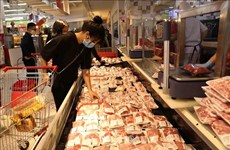 Pork imports rise nearly 300 pct in five months