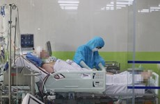 Vietnam reports no new COVID-19 infections on June 10, only 12 active cases
