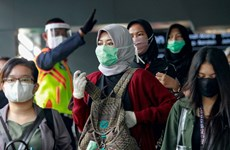 Indonesia reports highest number of new COVID-19 infections in single day