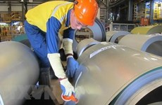 EVFTA: Vietnamese steel companies seek export opportunities