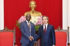 WB to continue supporting Vietnam on development path