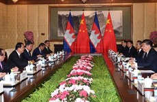 Cambodia, China might sign FTA by 2020's end
