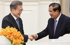 Cambodia, RoK move closer to signing FTA