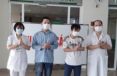 Over 96 percent of COVID-19 patients in Vietnam given all-clear