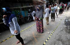 Indonesia to undergo lockdown again if surge in new COVID-19 cases reported