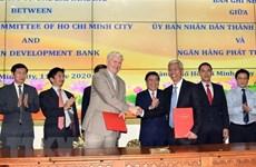 ADB – HCM City's important development partner: municipal leader