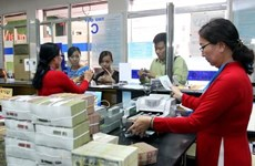 Reference exchange rate down 10 VND on June 11