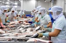 Aquatic exports drop 6 percent in five months