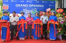 Fast delivery app HeyU expands operation to Hai Phong city