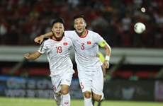 Vietnamese football team maintain 94th globally