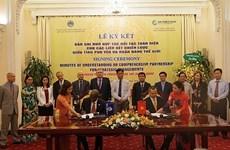 WB, Phu Yen form partnership for strategic engagements