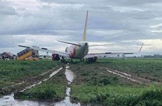 Hundreds of flights affected by incident involving Vietjet Air plane in Tan Son Nhat airport