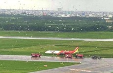 Tan Son Nhat runway reopens after Vietjet incident