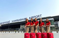 Thai Vietjet becomes first airline to return to Phuket airport