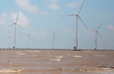 Denmark supports Vietnam's offshore wind power development
