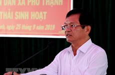 Politburo disciplines Secretary of Quang Ngai provincial Party Committee