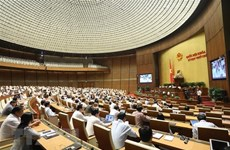 Lawmakers pass law on mediation and dialogue at courts