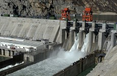 Chinese group to build 1.62-bln-USD hydropower plant in Indonesia