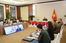 Vietnam boosts defence cooperation with Canada, Australia