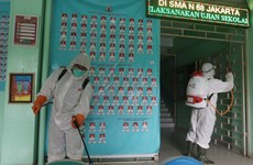 Indonesia to allow phased reopening of schools in COVID-19 'green zones'