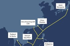 Thailand to build 9,400-km international undersea cable