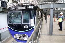 Indonesia spends nearly 50 million USD on Jakarta subway services