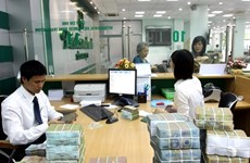 Reference exchange rate down 5 VND on June 19