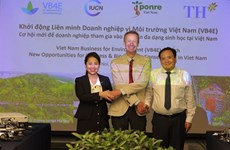 Vietnam alliance of business for environment launched
