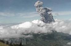 Indonesia's Merapi volcano erupts, highest flight alert issued