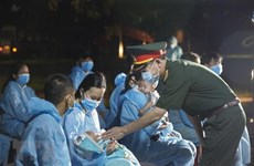 Vietnam goes 66 consecutive days without new COVID-19 community infections