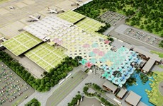 Master plan for Cambodia's largest airport revealed