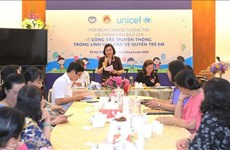 HCM City conference spotlights communications in protection of children's rights