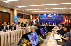 ASCC Council's meeting issues Joint Ministerial Statement
