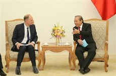 Deputy PM: Vietnam wants to develop supply chain