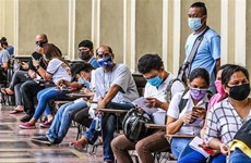 Philippines, Indonesia confirm thousands of new COVID-19 cases