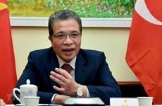 Vietnam, Turkey seek measures to forge ties