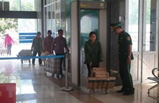 Two human traffickers prosecuted in Lang Son
