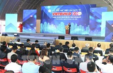 Vietbuild 2020 kicks off in HCM City