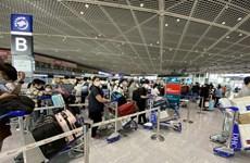 More Vietnamese repatriated from Japan