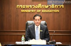 Thai Education Ministry assures school's safety