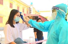Vietnam reports three new imported COVID-19 cases