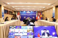 ASEAN urged to enhance resilience amid regional and int'l challenges