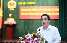 Deputy Finance Minister suggests speeding up public capital disbursement