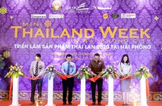 Mini Thailand Week returns to Hai Phong