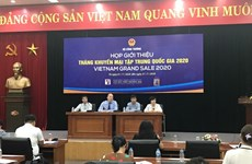 Vietnam Grand Sale 2020 national promotion month to begin from July 1