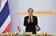 Thai PM proposes three paths for actions to advance ASEAN in post-COVID-19 era