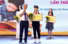 Winners of UPU letter-writing contest announced